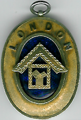 """TH584ad The silver-gilt and gold very special """"Mitford"""" LGR jewel.-0"""